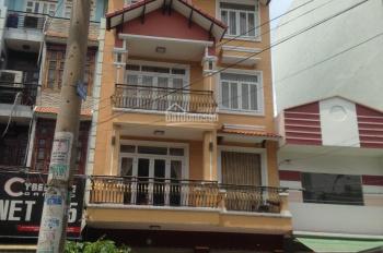 Cho thuê nhà 2 lầu suốt giá hot mặt tiền đường Trường Chinh, P. Đông Hưng Thuận, Q. 12