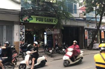 Bán nhà mặt phố Phạm Hồng 50m2, 5t nhà 2 mặt thoáng kinh doanh 19.8 tỷ