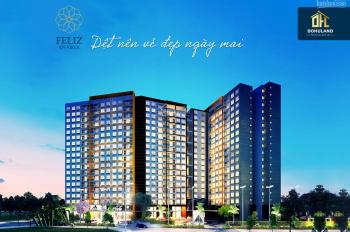 Nhanh tay sở hữu căn hộ cao cấp Somerset Feliz Q. 2, NT tiêu chuẩ 5*, TT 30% nhận nhà, giá tốt nhất