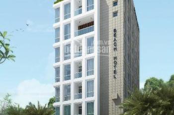 Bán khách sạn xây mới tại Lê Hồng Phong 350 tr/th quản lý bằng PM, giá 16.5 tỷ, có BC tài chính