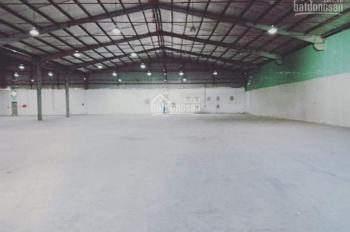 Cho thuê kho 570m2 - 2.750m2 tiện chứa hàng, tại Phường Bình Hưng Hòa A, Quận Bình Tân