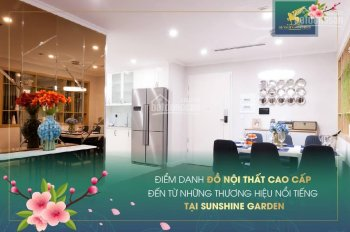 29/6 Mở Bán Căn Hộ Sunshine Garden Chiết Khấu Cao Lh: 0981.93.9191