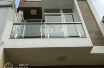 Cho thuê nhà MT Nam Hòa 4.5x17, trệt 1 lầu, 4PN