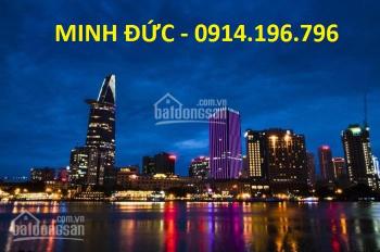 Bán nhà mặt phố 2 MT trước sau đường Nguyễn Đình Chiểu, Q3. DT: 4.2x15m, 3 lầu, giá bán 30 tỷ TL