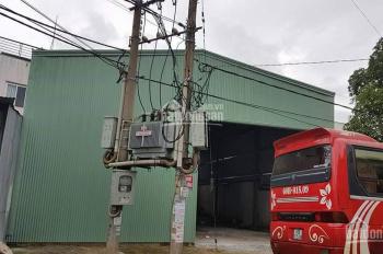 Cho thuê nhà xưởng 300m2, thành phố Biên Hòa, ngay trục đường công nghiệp sầm uất, 0962888001