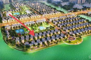 CC bán BT Ngọc Trai đảo nhỏ, phân khu vip biệt lập, view trọn hồ, 13.77tỷ, full phí LH 0888.358.066