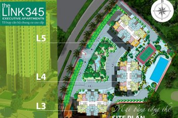 Cần bán gấp căn hộ 3 phòng ngủ tại chung cư The Link 345 khu đô thị Ciputra Hà Nội