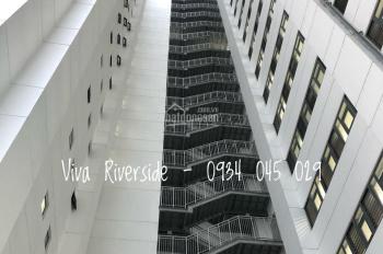 BÁN CĂN HỘ NỘI THẤT ĐẸP, TẦNG CAO VIVA RIVERSIDE 1-2-3 PN GIÁ LUÔN TỐT CHO KHÁCH HÀNG