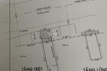 Gấp bán nhà kinh doanh mặt tiền đường Hưng Phú Q. 8, 1 trệt 3 lầu, DTSD: 59m2, 11tỷ. LH: 0901400224