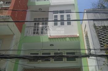 Chính chủ cho thuê nhà mới nguyên căn 312/24 Nguyễn Văn Công, p3, Gò Vấp. DT: 4x16m, trệt, 4 lầu