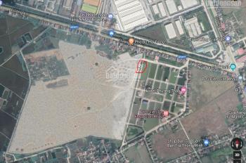 Bán đất khu cạnh khu công nghiệp Gián Khẩu