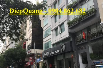 Bán nhà 2 mặt tiền đường Nguyễn Đình Chiểu, Phường 2, Quận 3
