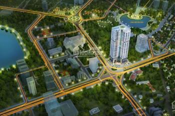 Cần bán gấp căn góc DT 100,1m2 vị trí trung tâm Cầu Giấy, giá chủ đầu tư, full nội thất, 0936155181