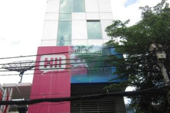 Cho thuê tòa nhà 7 tầng mặt tiền Võ Văn Tần, cách Đại Lộ Hòa Bình 1 căn nhà, nhà mới 100%