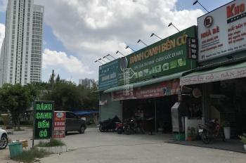 Mặt bằng mặt tiền Nguyễn Hữu Thọ, gần căn hộ Phú Hoàng Anh
