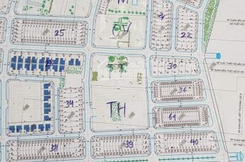 Cần bán gấp LK vườn C27 200m2 mặt đường 21m thông Aeon, lh 0911541368