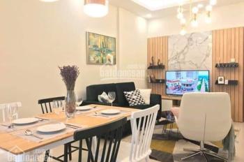 Căn hộ mặt tiền Nguyễn Lương Bằng nhận nhà ngay, 54m2 giá 1,6 tỷ, tặng full nội thất. LH 0909367573