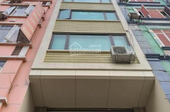 Chính chủ bán nhà mặt phố Quận Cầu Giấy. DT 60m2, 7 tầng, MT 4.2m, giá 12 tỷ