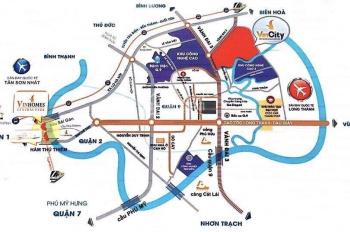 Mở bán Vinhomes Grand Park Quận 9, thanh toán 15% ký hđmb, 30% nhận nhà. LH 0934032767