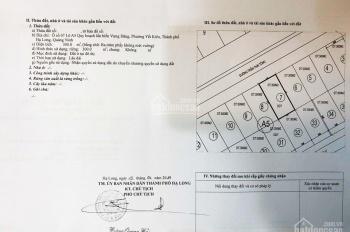 Cần bán đất khu Vựng Đâng ngay trục đường đôi 31m, A 5 - ô 7+12 BB
