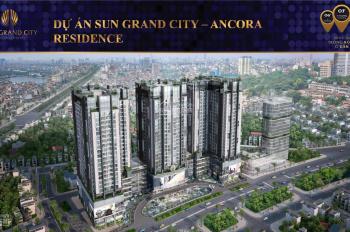 Danh sách các căn hot giá rẻ cần bán gấp tại dự án Sun Grand City Ancora Lương Yên bán gấp