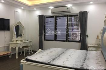 Bán nhà đẹp 5 tầng ngõ rộng, ô tô đỗ gần ngõ 82 Nguyễn Phúc Lai giá 3.9 tỷ.