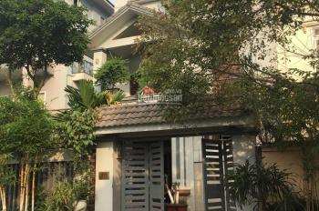 Cho thuê biệt thự KĐT Định Công, DTXD 90m2, 3,5 tầng, giá 25 tr/th