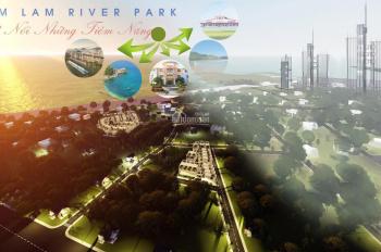 Bán đất khu dân cư - Cam Lâm River Park, Cam Lâm, Khánh Hòa