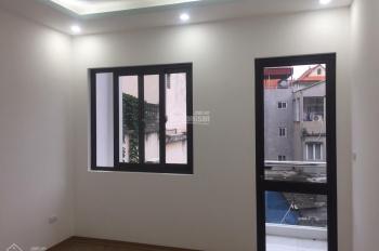 Bán nhà xây mới 5 tầng ngõ 219 Trích Sài, Tây Hồ 45m2 cách Hồ Tây 200m giá 4.2 tỷ