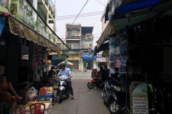 Bán nhà gần chợ Hoàng Hoa Thám, vị trí kinh doanh sầm uất – DT: 5.8 x 7.2 x 3 tầng nhà mới