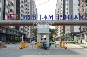 Chính chủ cần bán CH D - 04 - 02 Him Lam Phú An, giá bán 2,335tỷ, bao sang tên, view nội khu