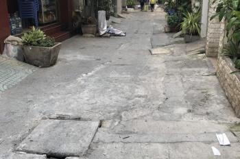 Bán nhà hẻm 3m đường Trần Quang Diệu, p14, quận 3 DT 3.4x9m trệt 2 lầu sân thượng. Giá 4 tỷ 5 TL