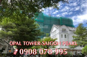 Chuyên giỏ hàng 1-2-3PN Opal Saigon Pearl giao nhà T12/2019 - Hotline PKD 0908 078 995 xem nhà ngay