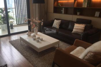 Gia đình cần bán gấp căn hộ 2PN- 89m2 Golden Palace Mễ Trì full nội thất, giá 38 triệu/m2 có giảm