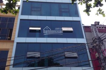 Cho thuê nhà mặt phố Ngô Thì Nhậm: 95m2 x 6 tầng; MT 4.2m, có thang máy, nhà đẹp. LH 0936030855