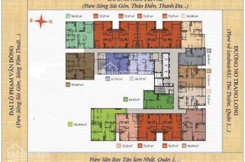 Gọi ngay 0937090206 để có căn vừa đẹp vừa rẻ tại Ascent Plaza Bình Thạnh từ 1PN đến 3PN