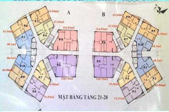Chính chủ bán căn 1001 dự án CT1 Yên Nghĩa, Q Hà Đông. LH 0972 193 269