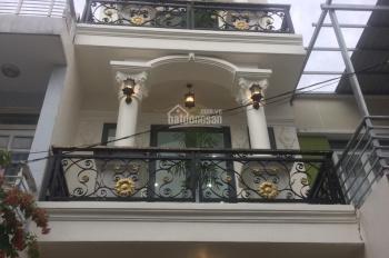 Nhà đẹp HXH phường Phú Thuận 5x14m nở hậu, 1 trệt 2 lầu 4 phòng ngủ, LH 0937619456