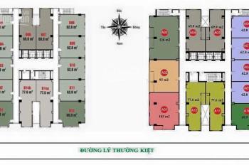Chính chủ cần sang nhượng lại căn Fhome, diện tích 126m2