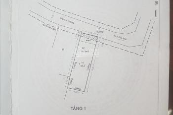 Chính chủ bán nhà hẻm rộng 3m Phú Định, quận 8