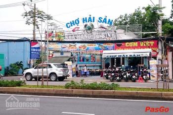 Cho thuê nhà 2MT 95 trần não, P. Bình An, Q.2, DT 17x50m, nhà cấp 4.