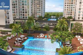 Cần tiền cưới vợ bán căn Q7 Riverside Complex tầng 8 view Phú Mỹ Hưng giá 1,6 tỷ, LH 0902 175 715