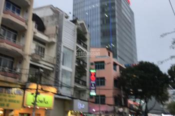 Bán gấp nhà mặt tiền giá rẻ Võ Văn Tần-Cao Thắng quận 3-Dt:5.7x17m-2L-HĐ135- Giá 41 tỷ- 0939645295