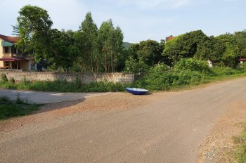 Bán đất thổ cư mặt đường nhựa có sổ đỏ giá chỉ từ 1.3tr/m2 Đồng Giãng, Ngọc Thanh, Phúc Yên, VP