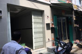 Chính chủ bán nhà mặt tiền nội bộ 30m2, 1 trệt 1 lầu, Bình Phú 2, Quận 6