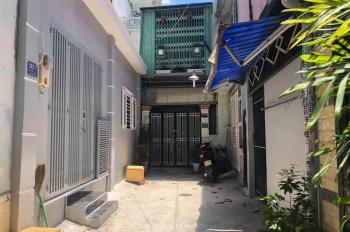 Bán nhà hẻm 3,5m thẳng 1/ đường Nguyễn Duy Cung, phường 12, Gò Vấp