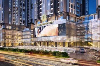 Cho thuê căn hộ Sun Grang Số 3 Lương Yên, tầng 20 view sông, nội thất cao cấp đầy đủ