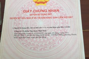 Bán đất Nam Hoà Xuân, TP Đà Nẵng. LH 0905.621.481