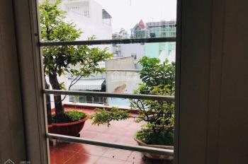 Nhà hẻm xe hơi thông ra đường Tân Hương, 5x12, 2 lầu, 6.5 tỷ TL