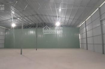 Công ty cho thuê kho bãi q7 (20x40)m - Trần Xuân Soạn giáp q5, q1 - DT 800m2 có kho giao ngay